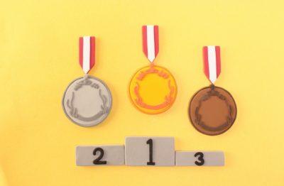今年の夏はリオ五輪!金メダルの裏話と金投資